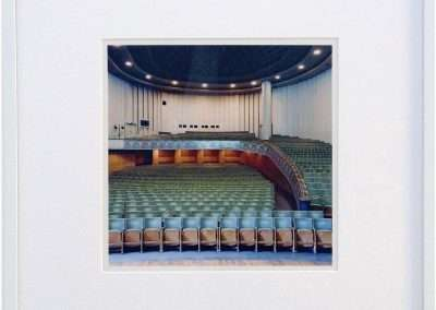 Candida Höfer, Dresden, 2006, c-print, 10 x 10 inches: image, Edition of 100