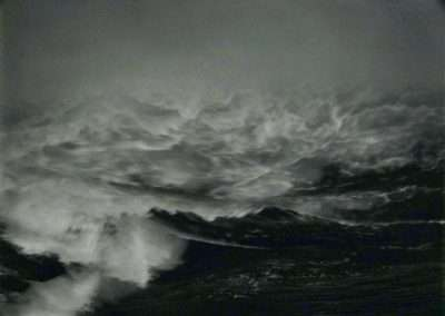 Dodo Jin Ming, Free Element III, 2002, gelatin silver print, 13.75 x 18.75 inches: image, 23 x 27 inches: frame, Edition AP/1