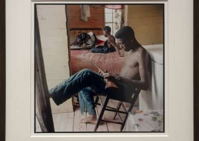 Gordon Parks, Untitled, Shady Grove, Alabama, 1956/2014, archival pigment print, 20.75 x 18 inches: image, 28.5 x 25.5 inches: frame, Edition of 15