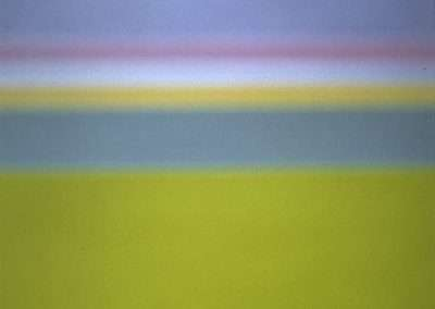 Matt Gray, Landscape Stack, 2001, iris print, 21 x 20 inches, Edition of 18, Published by Richard Levy Editions