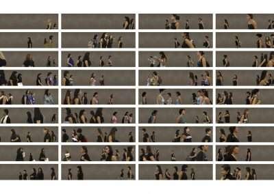Pablo Zuleta Zahr - BAQUEDANO 09, 2010, acrylic, c-print, DiBond, 41.5 x 71 inches, Edition of 6