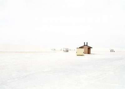 Scott Peterman, White Sands, 2005, C-print, 28.5 x 40 inches, Edition of 10