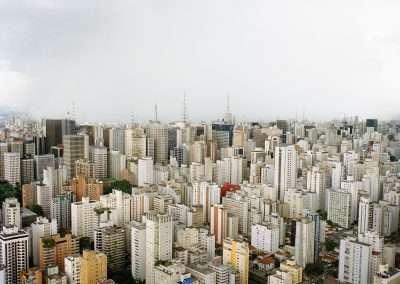 Scott Peterman, Sao Paulo, 2004, C print, 11.25 x 15 inche: image, 20 x 24 inches: frame, Edition AP