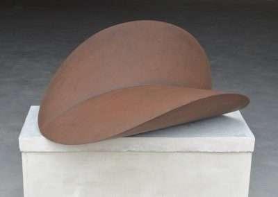 Tom Waldron - Bumble, 2013, steel, 28 x 22 x 30 inches