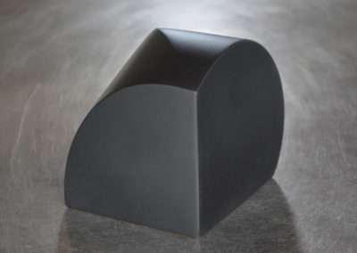 Tom Waldron - Burl, 2015, painted hydrostone, 5 x 4 x 5 inches, Edition 2/2