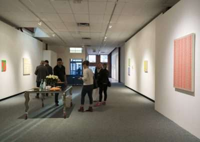 Richard Levy Gallery Reception: Seven