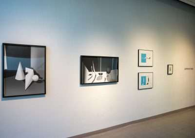 Installation View: camera-less exhibition Richard Levy Gallery