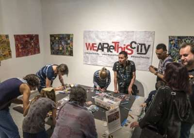 Richard Levy Gallery 25th Anniversary Reception and Fundraiser for We Are This City