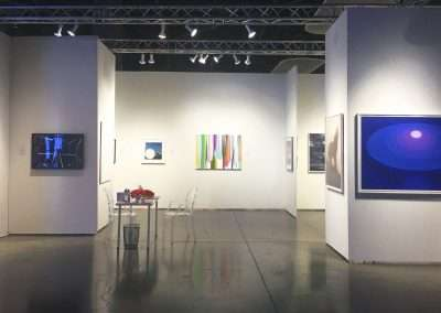 Installation view: the Seattle Art Fair