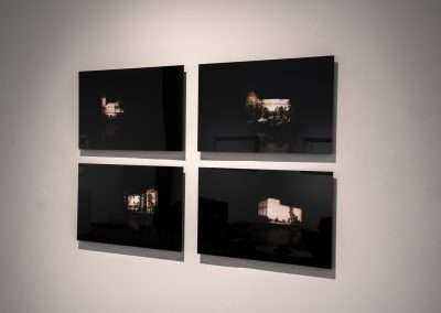 Installation View: Mary Tsiongas photographs Richard Levy Gallery
