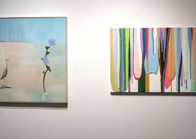 Installation View: Richard Levy Gallery at Art Palm Springs