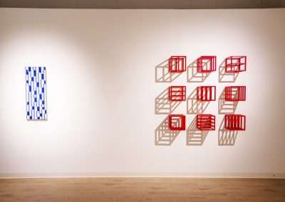 Installation View: Emi Ozawa exhibition Richard Levy Gallerya2