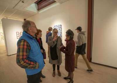 Richard Levy Gallery Reception: Follow the Line