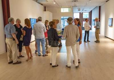 Richard Levy Gallery Reception: Þyngdarljóð—Gravity's Poetry