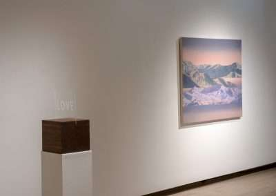 Installation View: Beau Carey and Joanne Lefrak, Pilgrimage