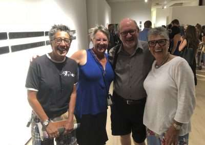 Richard Levy Gallery Reception: Pilgrimage