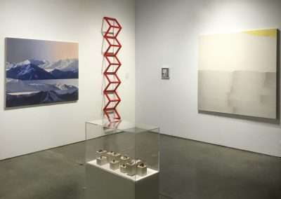 Installation View: Richard Levy Gallery at the Seattle Art Fair