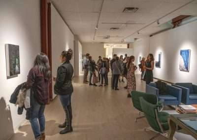 Richard Levy Gallery Reception: 11:11 Listening to Change