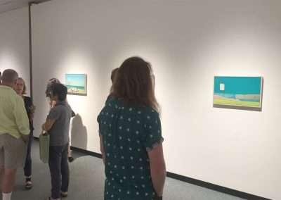 Richard Levy Gallery Reception: Modern Ruin