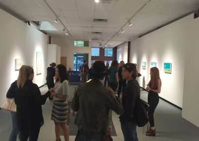 Richard Levy Gallery Reception: Modern Ruin