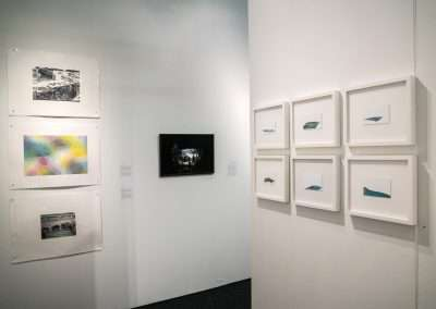 Installation view: Art on Paper 2017