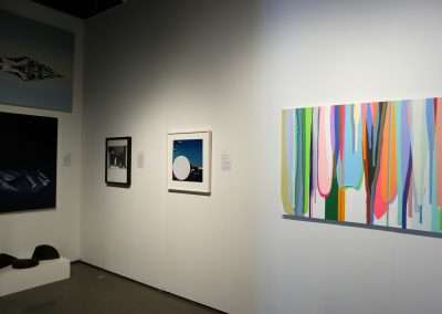 Installation view: Seattle Art Fair 2016