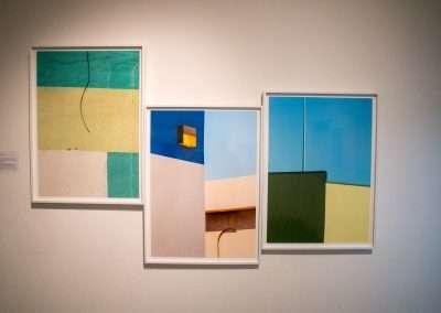 Installation View: Hayley Rheagan exhibition Richard Levy Gallery