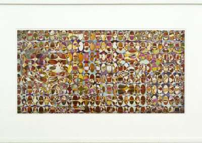 Martin Denker, Embedded 5, 2005, c-print, 12. x 23.5 inches: image, 20 x 32 inches: frame, Edition of 10