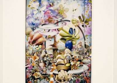 Martin Denker, HollywoodPestControl, 2007, c-print, 19.75 x 15.75: image, 24.75 x 21 x 1.5 inches: frame, Edition of 30