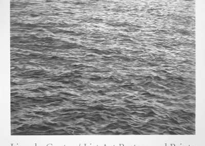 Vija Celmins, Untitled, 2005, serigraph poster, 24.25 x 28.25 inches