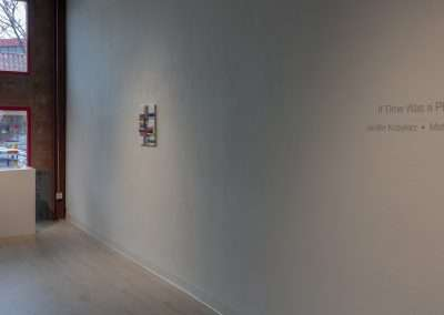 Installation View: Jenifer Kobylarz and Matt Magee exhibition at Richard Levy Gallery