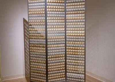 Vasher Studio, Plumeriai 3 panel installation
