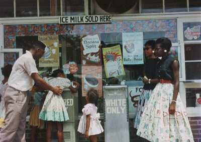 Gordon Parks, Segregation Series