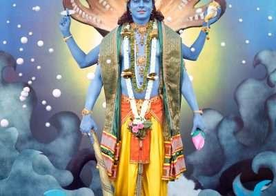 Manjari Sharma, Lord Vishnu