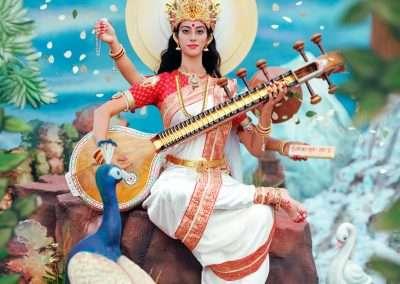 Manjari Sharma, Maa Saraswati