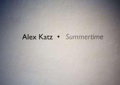 Alex Katz, Summertime