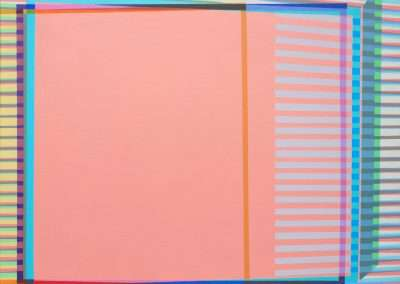 Xuan Chen, Untitled #31, 2013, oil on canvas, 24 x 30 inches