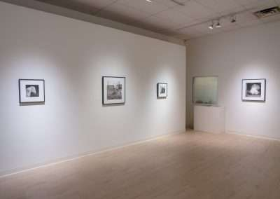 Installation View: Isa Leshko, Allowed to Grow Old exhibition at Richard Levy Gallery