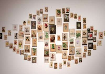 Installation View: Valerie Roybal exhibition at Richard Levy Gallery