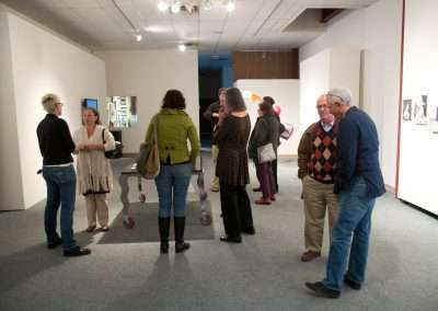 Weird Science at Richard Levy Gallery: Reception