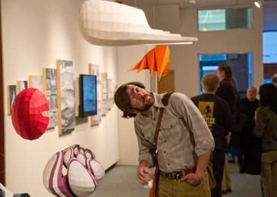 Weird Science at Richard Levy Gallery: Josh Lopez-Binder