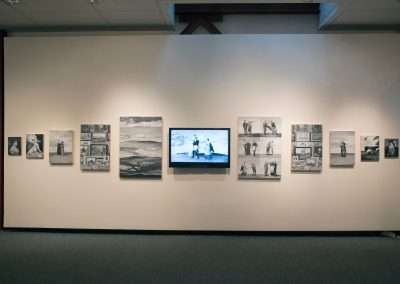 Weird Science at Richard Levy Gallery: Kamila Wozniakowska