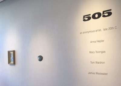 505 at Richard Levy Gallery