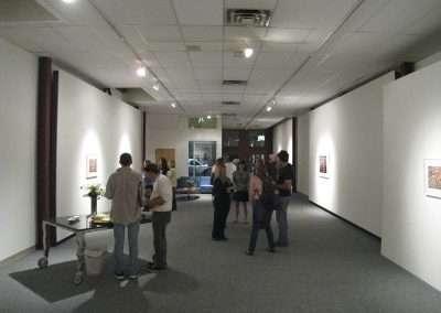Martin Denker at Richard Levy Gallery