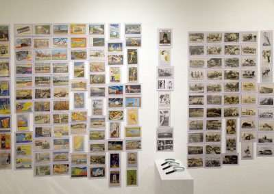 The Postcard Show, 20th Anniversary Exhibition at Richard Levy Gallery