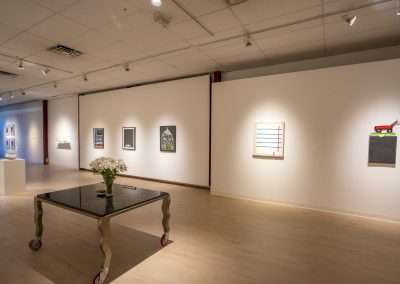 Installation View: Mick Burson, Wend exhibition at Richard Levy Gallery