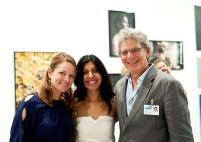 Viviette, Manjari Sharma and Richard Levy