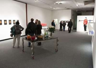 R. Eric McMaster Unquestionable Acceptance at Richard Levy Gallery