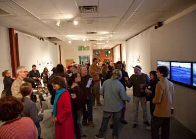 Reception: Erika Blumenfeld, Early Findings: Artifacts from The Polar Project at Richard Levy Gallery
