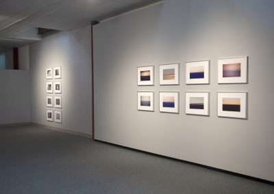 Installation: Erika Blumenfeld, Early Findings: Artifacts from The Polar Project at Richard Levy Gallery